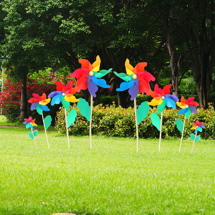 garden windmill decoration