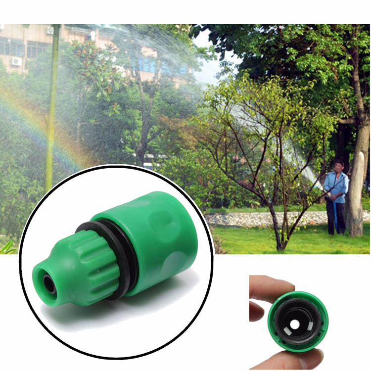 3/8 inch garden water hose quick connector