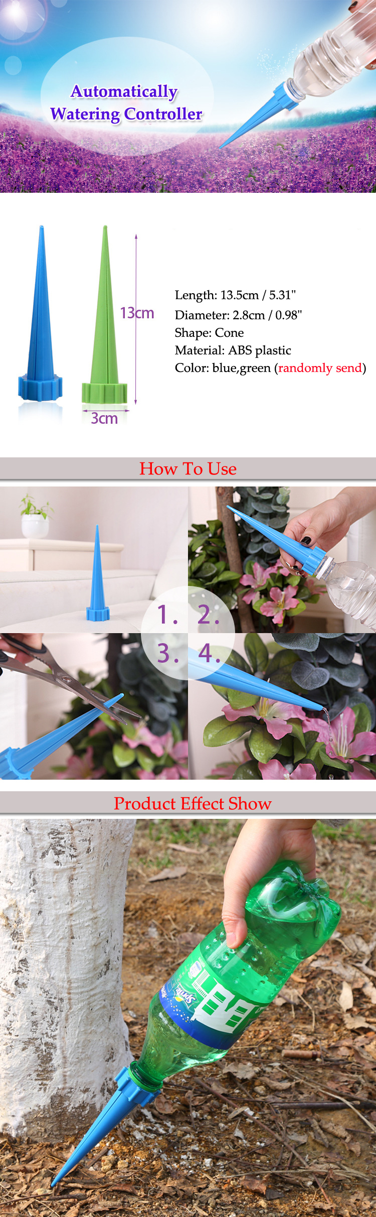 garden automatically watering kits