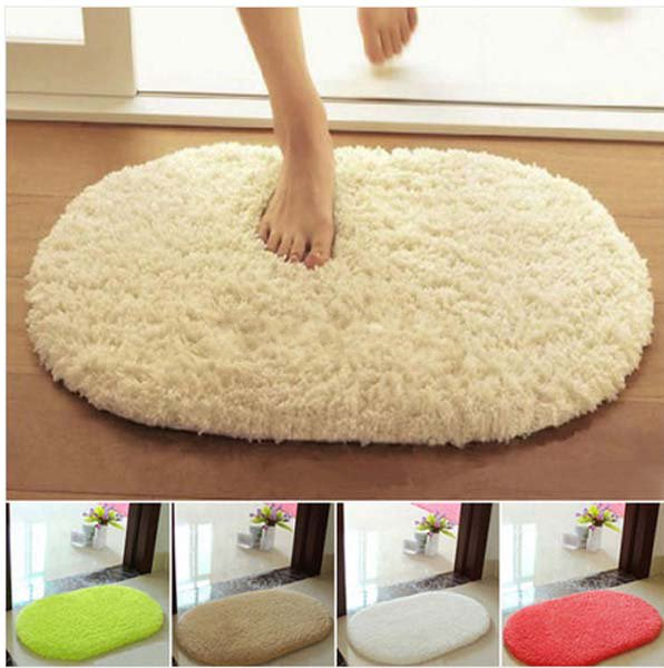 plush carpets