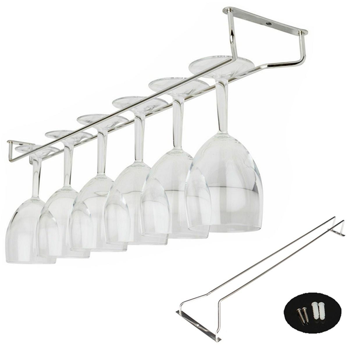 55CM Wine Champagne Goblet Glass Hanger Hanging Holder Hanging Rack