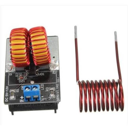 ZVS Low Voltage Induction Heating Power Supply Module 5V-12V