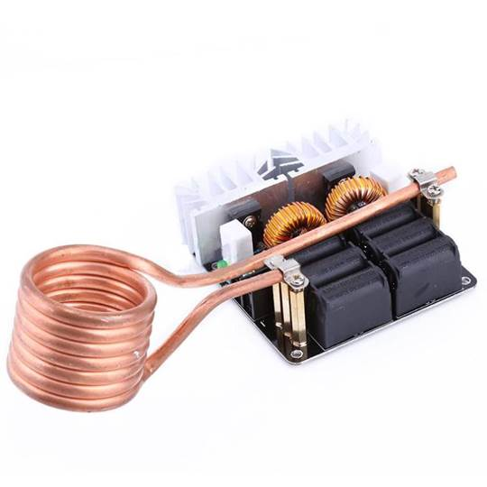 1000W ZVS Induction Heating Module Low Voltage DIY Heater Bo