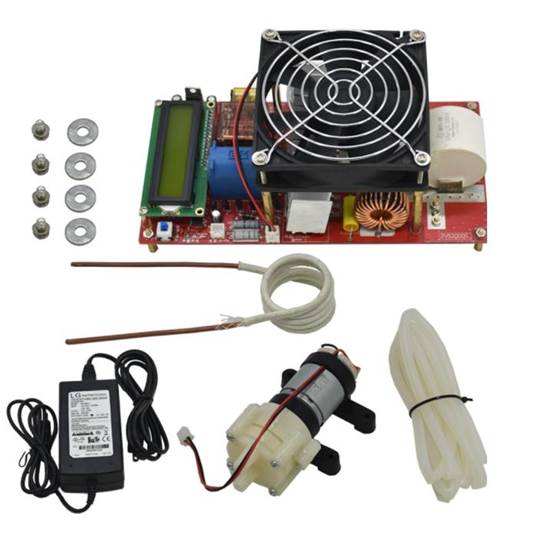 US Plug 2000W ZVS Induction Heating Heater Module Scm Contr